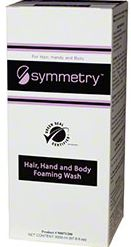 HAIR & BODY FOAM 2000ML  SYMMETRY 4/