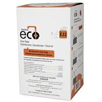 E22 ONE-STEP DISINF/DEOD 4/1.25L (ECO)
